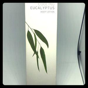 Kaori Eucalyptus Body Lotion New 13.5 oz Dead Sea